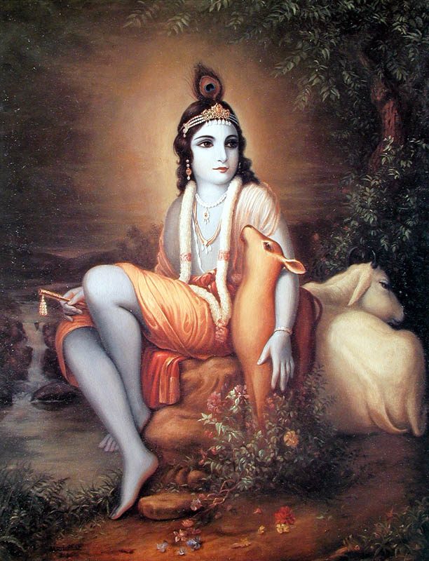 Hare Krishna mantra philosophy