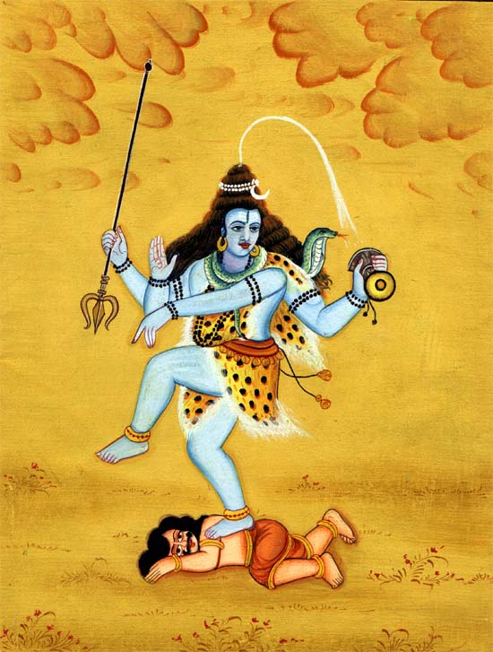 Rudra mantra for Shiva - meaning